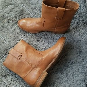 Frye Shoes - FRYE Leather Anna Boots Never Worn!